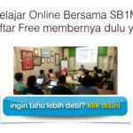 Sekolah Internet Marketing  SB1M Di Bontang