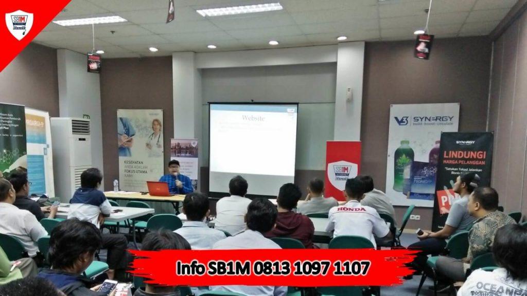 Pelatihan Digital Marketing SB1M di Batu Layang Kabupaten Bogor