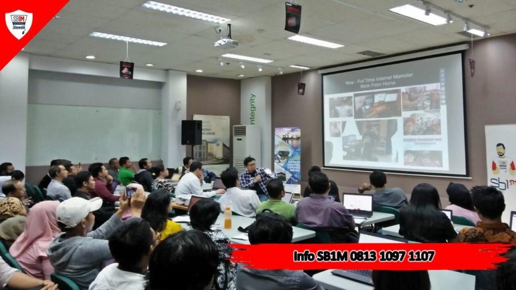 Sekolah Digital Marketing SB1M di Kramat jati Jakarta Timur