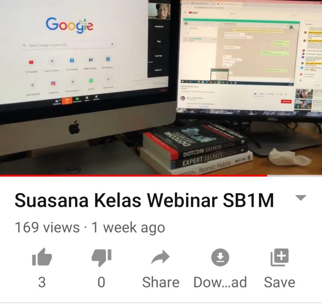 Kursus Digital Marketing SB1M di Sumba Timur